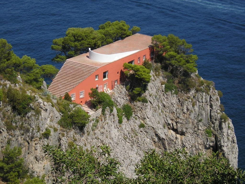 Itinerary Capri Il Pavone Bed And Breakfast Conca